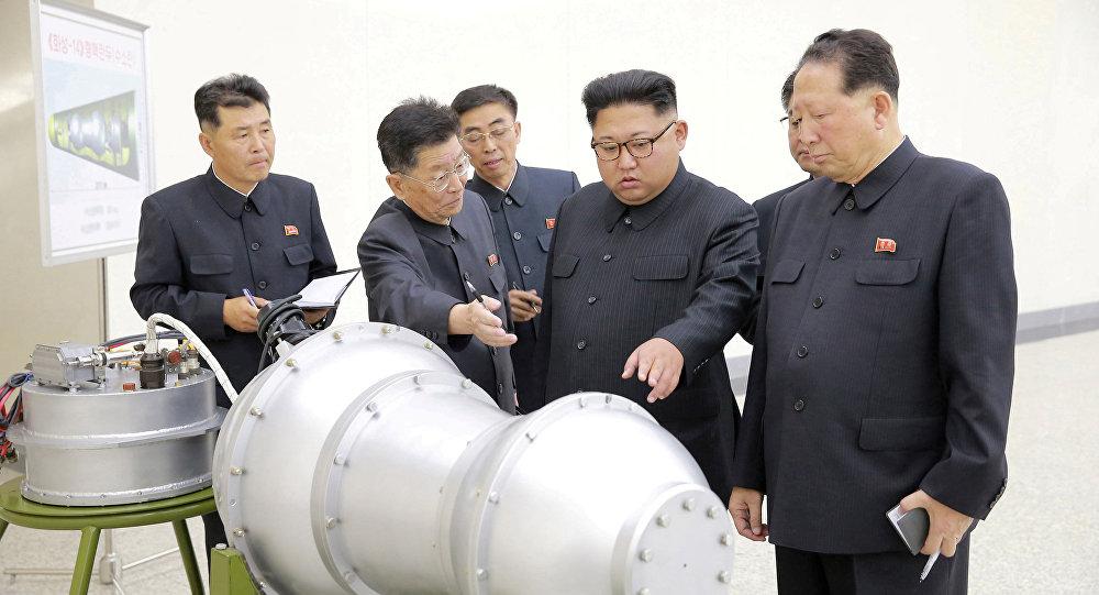 Kuzey Kore lideri Kim Jong-un-Nükleer başlık
