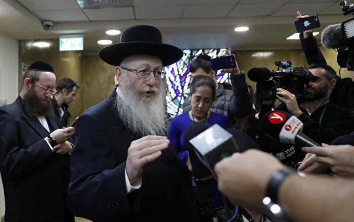 İsrail'deki 'Şabat krizi' son buldu