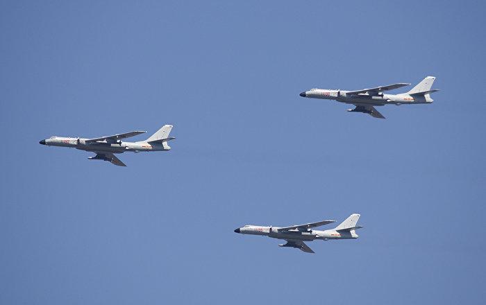 Çin, stratejik bombardıman uçağı filosunu büyütüyor