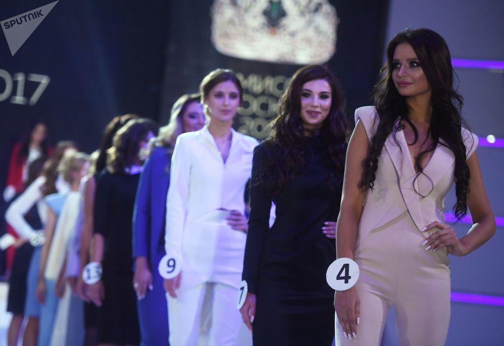 Miss Moskova 2017 güzellik  yarışması