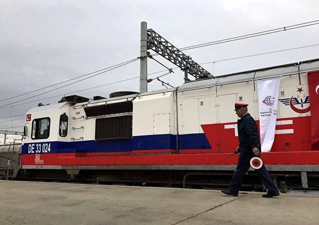 Bakü-Tiflis-Kars (BTK) Demiryolu Hattı