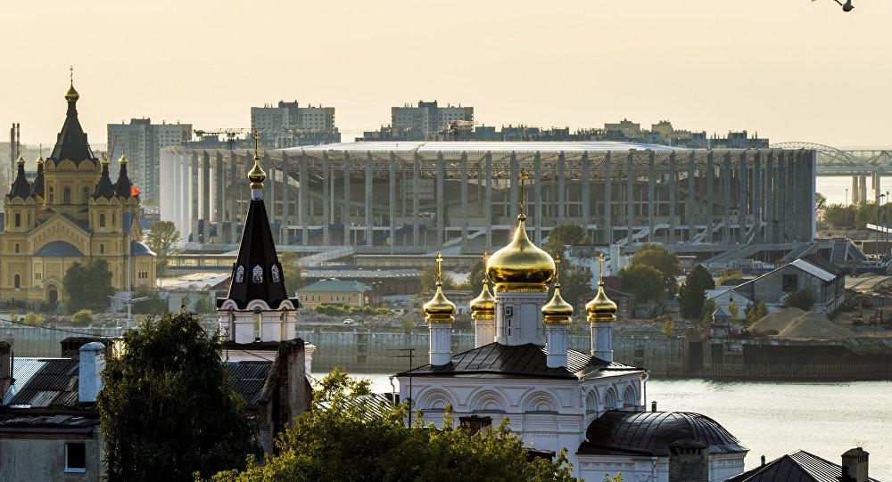 Nijniy Novgorod Stadı, 2019 FIFA Dünya Kupasına hazır 2