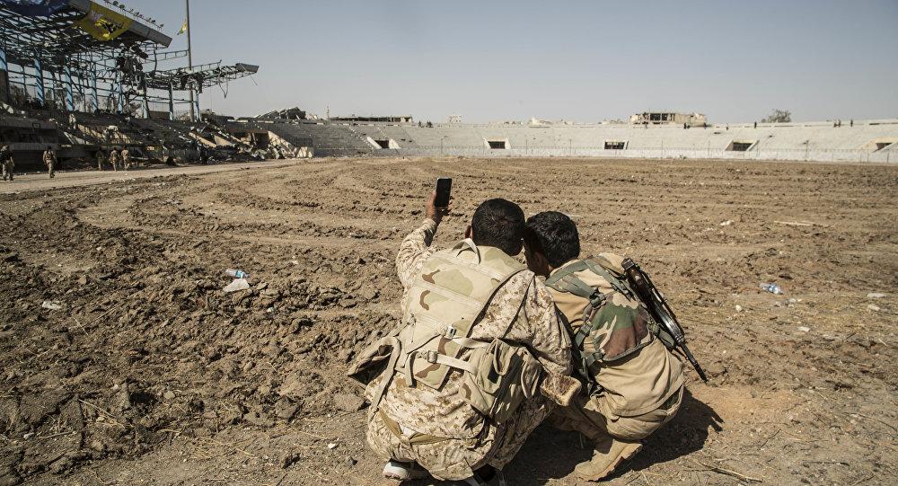 Rakka- YPG