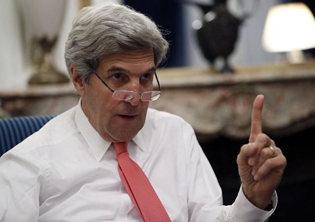 Eski ABD Dışişleri Bakanı John Kerry