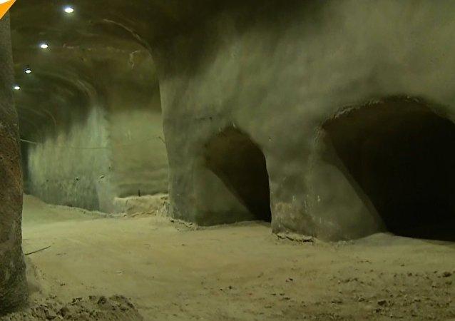 Kudüs'te 1600 yıl sonra ilk kez yeraltı mezarlığı hizmete açılacak