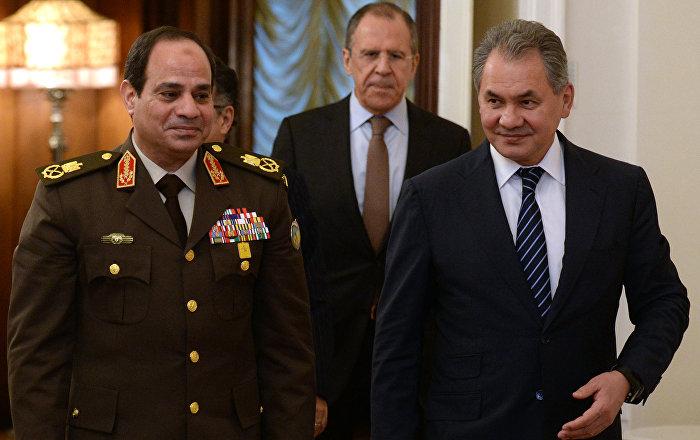 Rusya, Suriye ve Sudan'dan sonra Mısır'a da el attı
