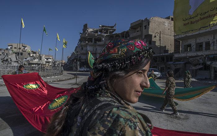 'Washington'ın Suriyeli Kürtlere askeri desteği kesmesi için sebep yok'