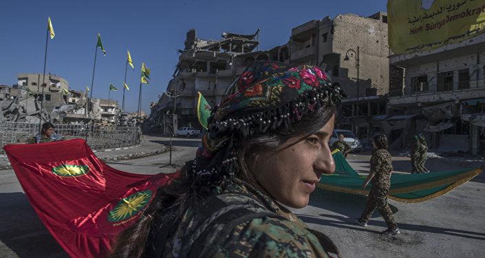 DSG YPG RAKKA