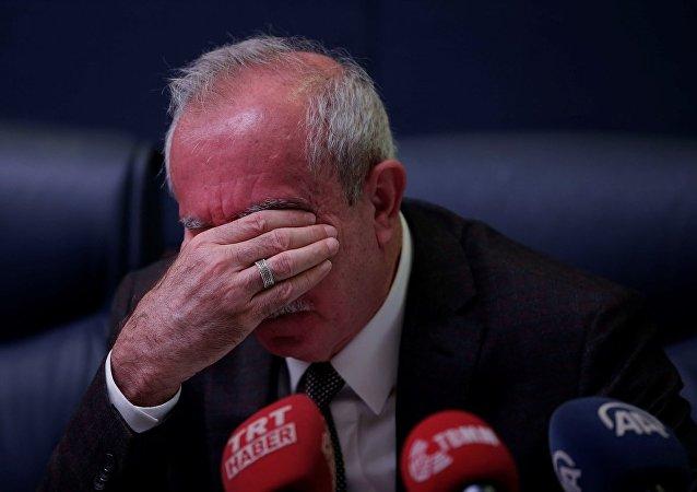 TBMM Diyarbakır Cezaevini İnceleme Alt Komisyonu Başkanı ve AK Parti Mardin Milletvekili Orhan Miroğlu
