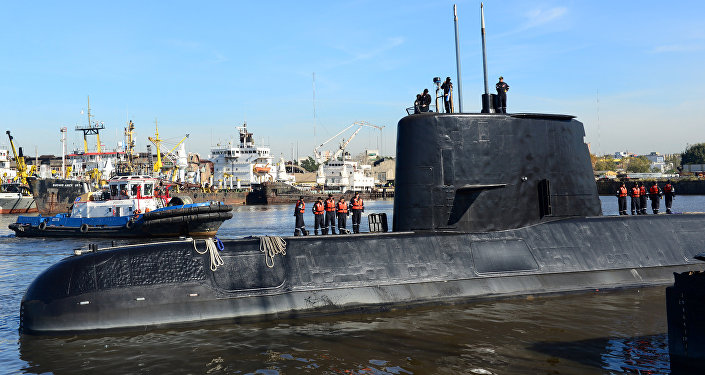 ARA San Juan denizaltısı