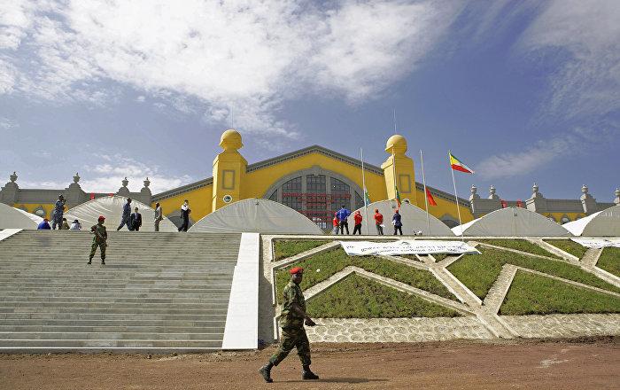 Etiyopya'da 2 günde 18 banka soyuldu