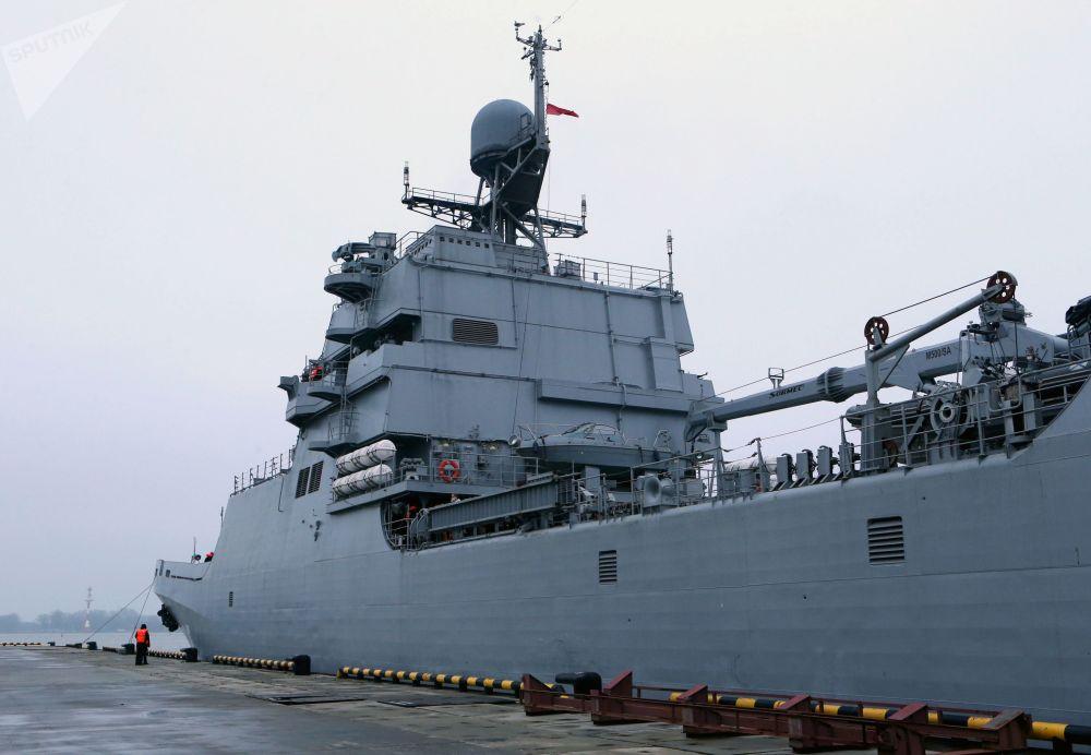 Savaş gemisi İvan Gren