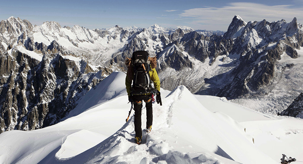 Alp dağları, İsviçre