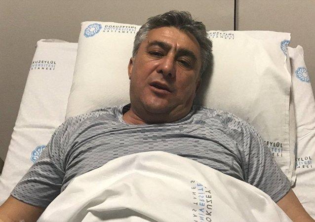 İzmir Güzelbahçe Belediye Başkanı Mustafa İnce