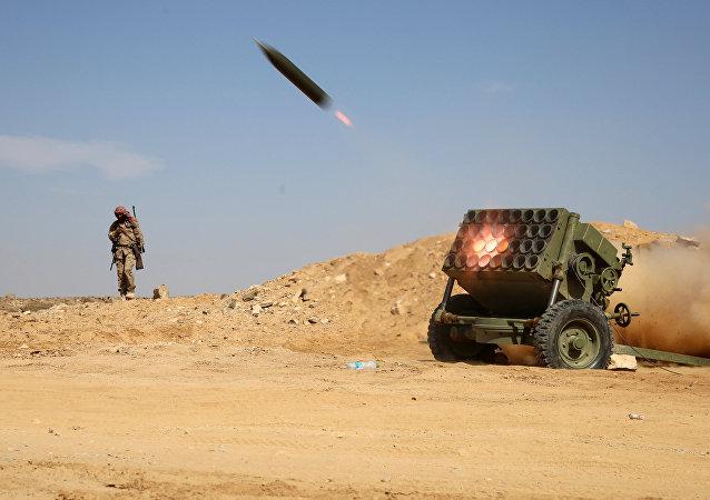 Yemen Husi füze