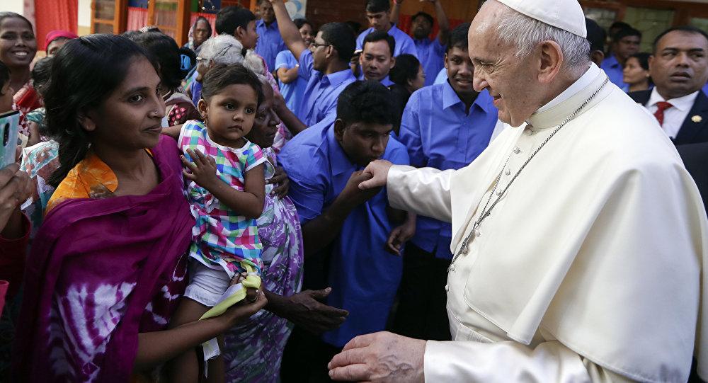 Papa Bangladeş Dakka
