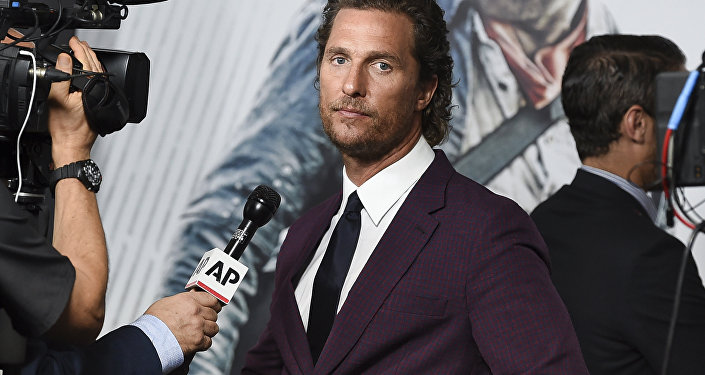 Matthew McConaughey The Dark Tower