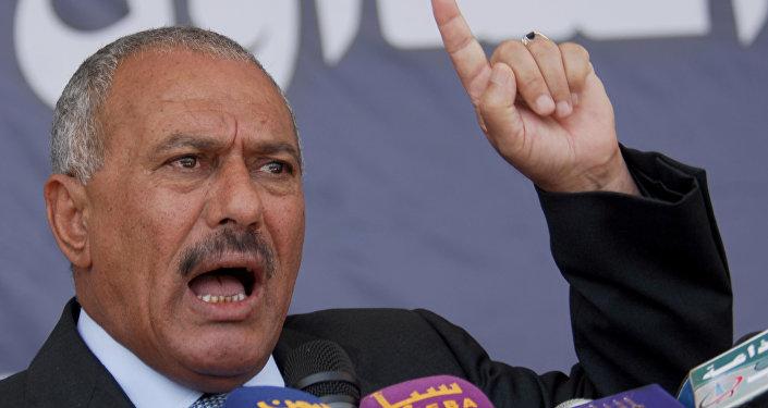 Ali Abdullah Salih Yemen