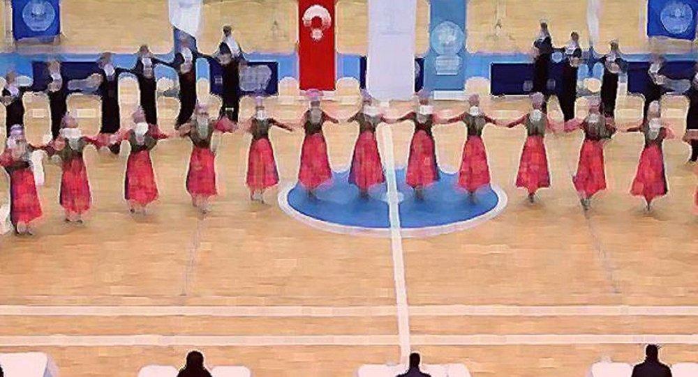 Ankara Kent Çocuk ve Gençlik Halk Dansları Topluluğu