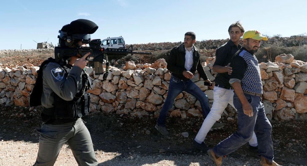 Batı Şeria'da İsrail-Filistin gerginliği