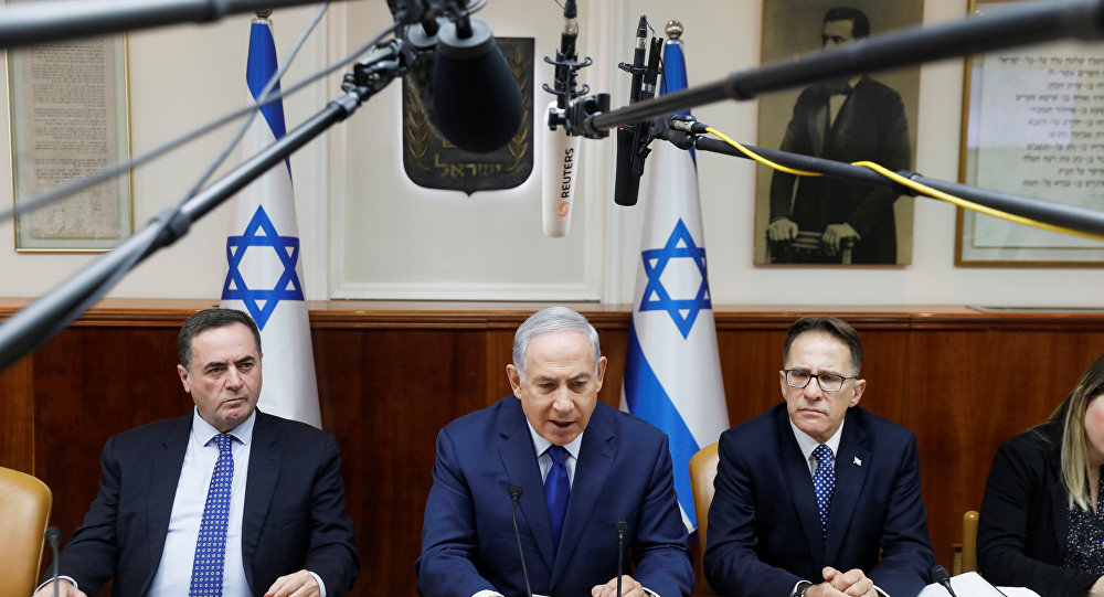 İsrail: Filistin ya diz çökecek yada savaş çıkacak