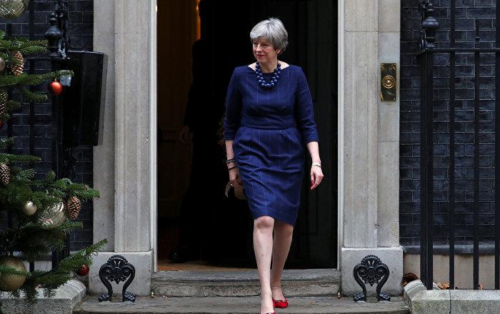 'İngiltere'de Başbakan May'e suikast planı önlendi'
