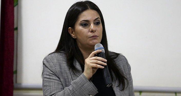 Çalışma ve Sosyal Güvenlik Bakanı Jülide Sarıeroğlu