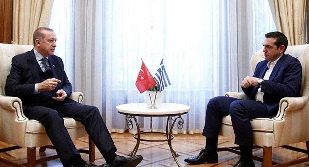 Çipras - Erdoğan
