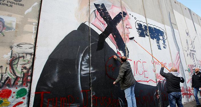 ABD Başkanı Donald Trump- Beytüllahim