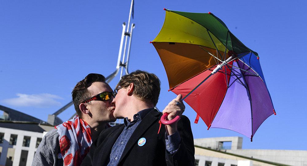 Avustralya eşcinsel evlilikleri