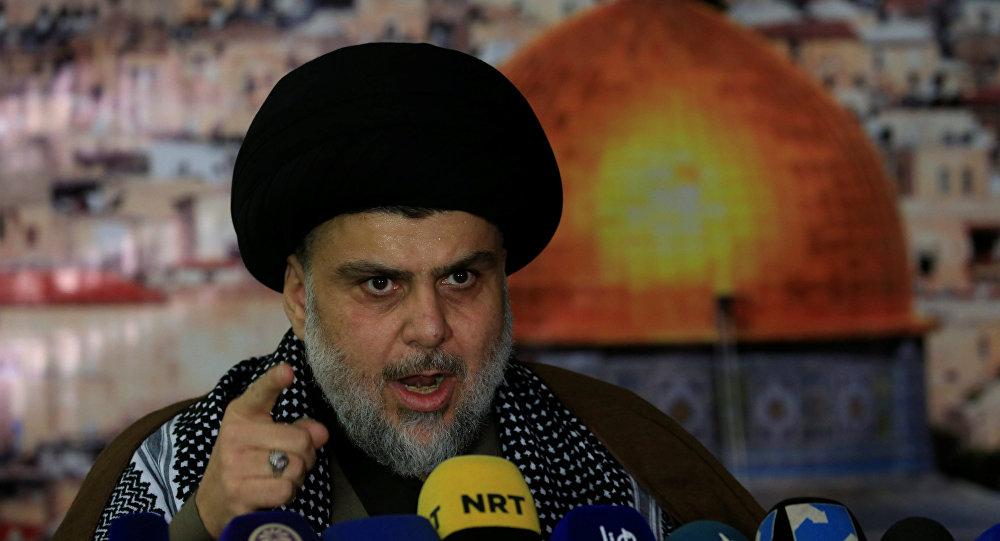 Şii lider Mukteda el Sadr