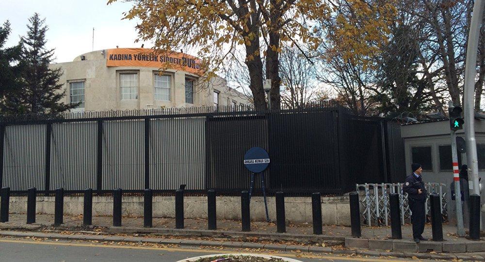 ABD Büyükelçiliği