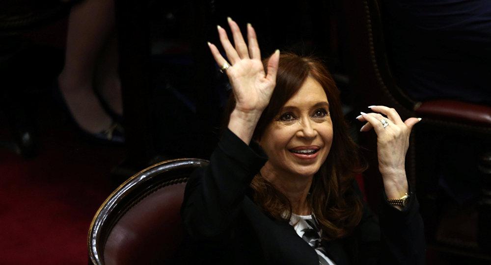 Arjantin eski Devlet Başkanı Cristina Fernandez de Kirchner