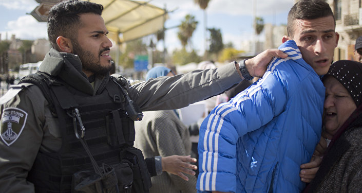 İsrail askerleri göstericilere müdahale etti