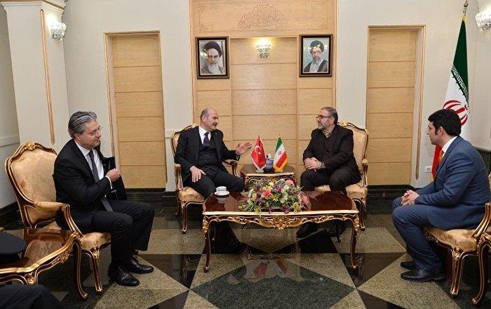 Türkiye ve İran bölgede emniyeti birlikte sağlayacak