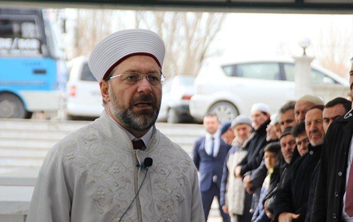 Türkiye'nin her mahallesine Sünni inancına ait camiler yapılacak
