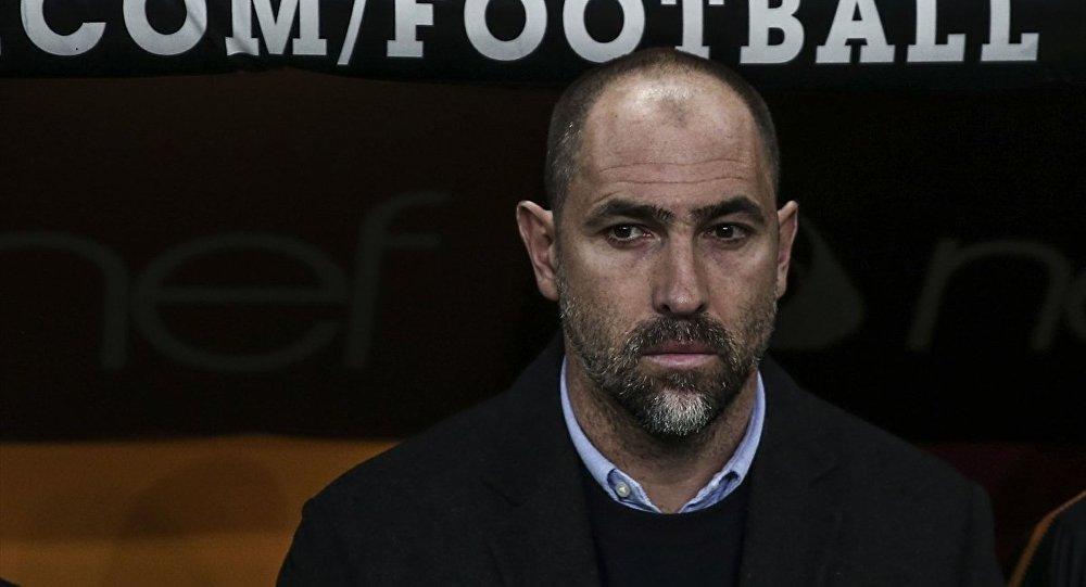 Galatasaray Teknik Direktörü Igor Tudor
