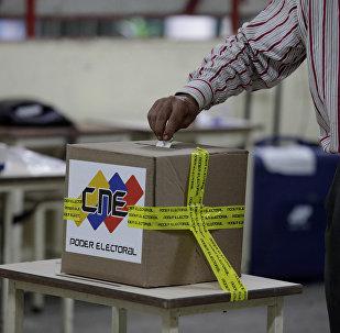 Venezüella'da belediye başkanlığı seçimi