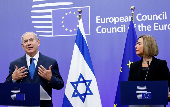 Netanyahu Brüksel'de Kudüs gelişmeleri hakkında önemli açıklamalar yaptı