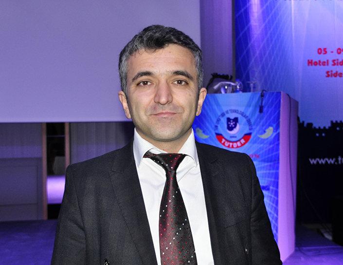 Ahi Evran Üniversitesi Tıp Fakültesi Kulak Burun Boğaz (KBB) Anabilim Dalı öğretim üyesi Yrd. Doç. Dr. Mehmet Metin