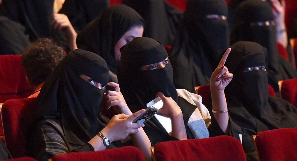 Suudi Arabistan-Kadın-Sinema