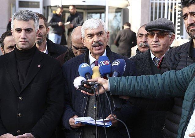 Vatan Partisi Genel Başkan Yardımcısı Mehmet Cengiz