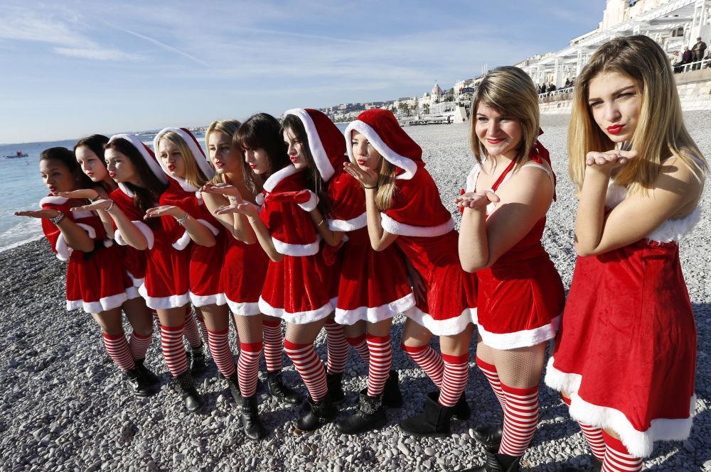 Noel Baba temalı etkinlikler