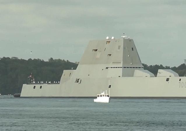 ABD'nin Michael Monsoor gemisi