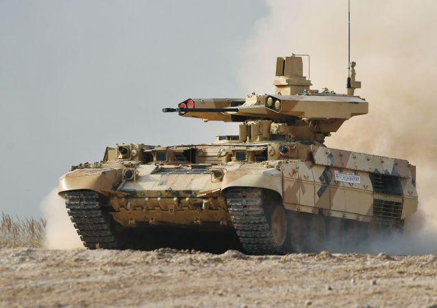 2018'de Rus ordusunun hizmetine girmesi planlanan yeni askeri araçlar