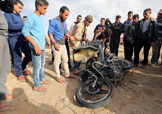 İsrail-Gazze-Saldırı