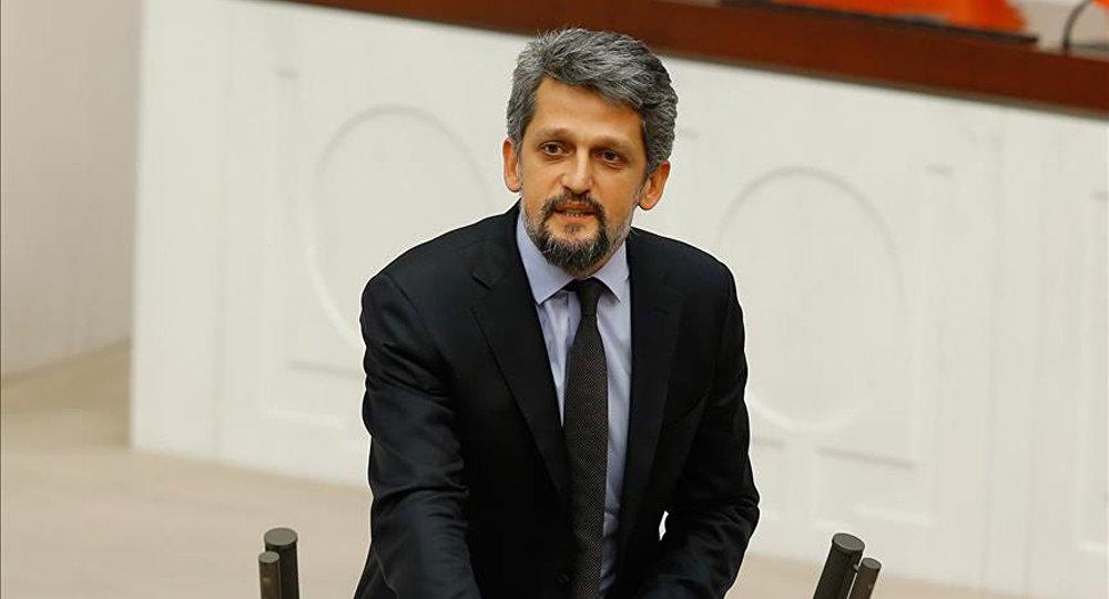 HDP İstanbul Milletvekili Garo Paylan