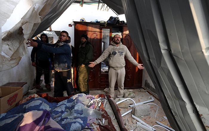 İsrail'den misilleme: 3 yaralı
