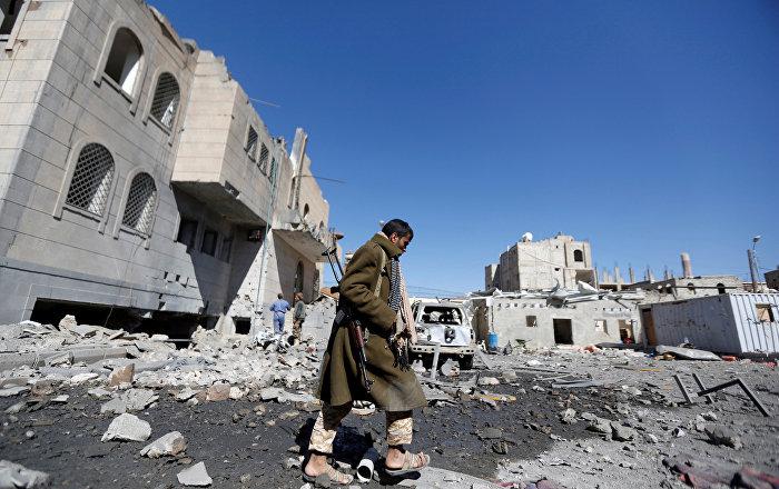 Suudi koalisyonu Yemen'i vurdu: 39 ölü
