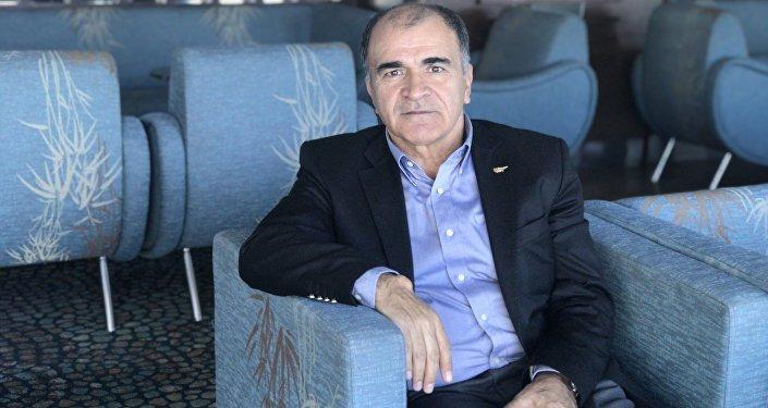 Türkiye Otelciler Federasyonu Başkanı Osman Ayık, Sputnik muhabiri Elif Sudagezer'in sorularını yanıtladı.